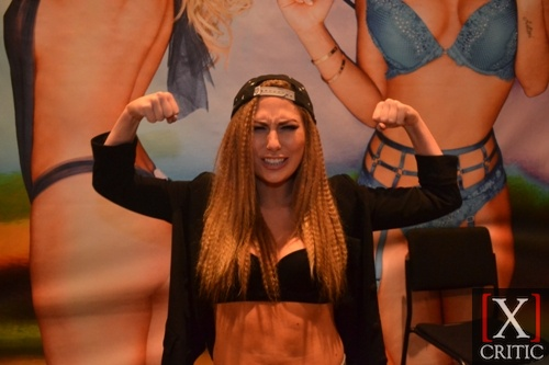 Carter Cruise Adult Entertainment Expo 2016
