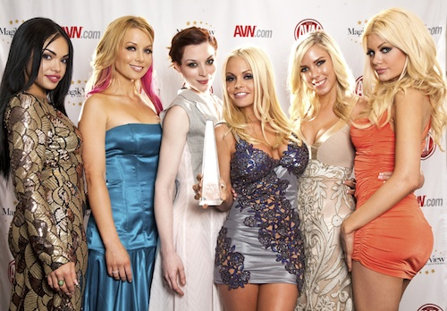 Digital Playground Girls at AVN