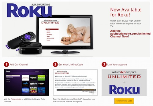 Empire Unlimited Roku