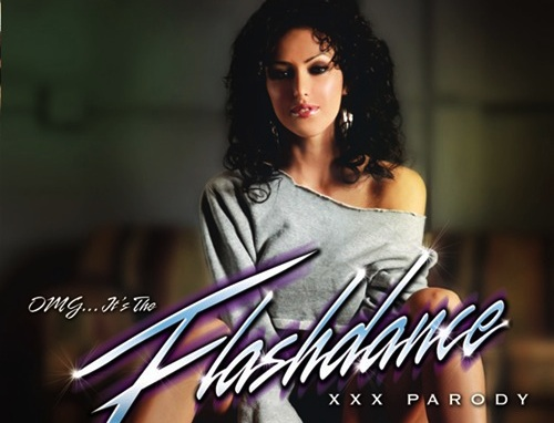 OMG...It's The Flashdance XXX Parody