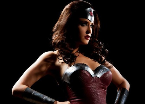 Kimberly Kane Wonder Woman