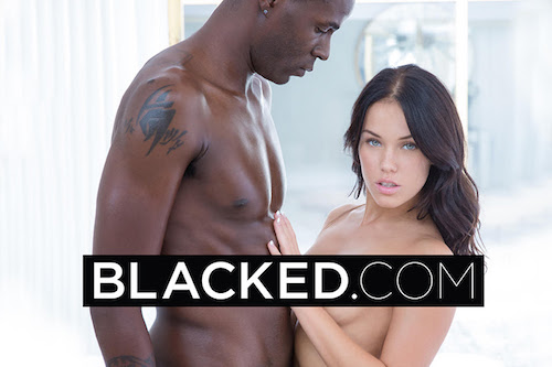 Megan Rain Blacked.com
