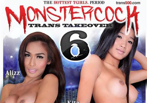 Monster Cock Trans Takeover 6
