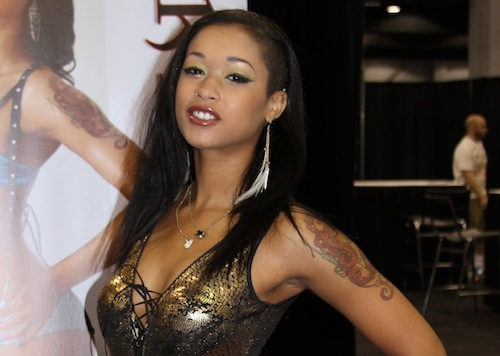 Skin Diamond Exxxotica Chicago