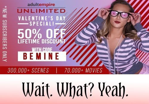 50% OFF UNLIMITED PORN