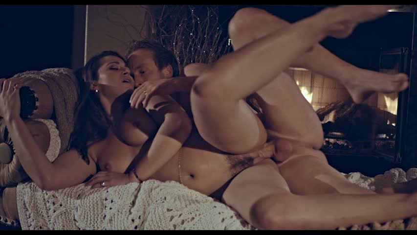 Scene One Romantic Aggression 2 Dani Daniels The Beautiful High End Hotty Featured On The Lower Half Of The Front Cover Was Up First Relaxing By The