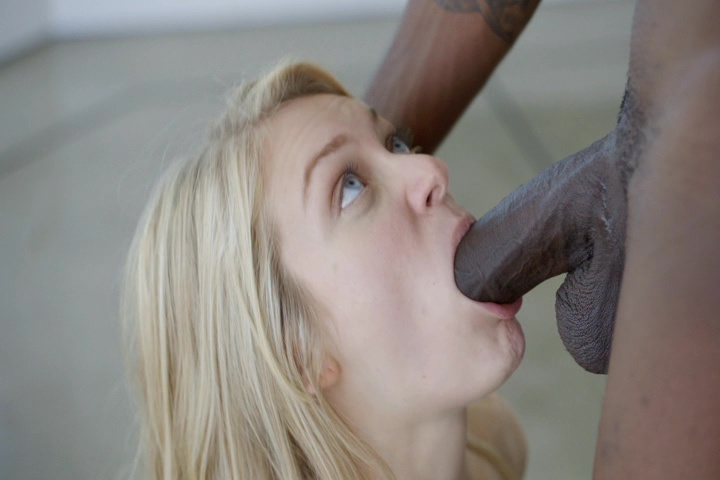 Scene One: Blonde Girlfriend Loves Black Cock: Alli Rae, the lean blonde  with pretty blue eyes featured on the front cover, was up first as the  newcomer ...