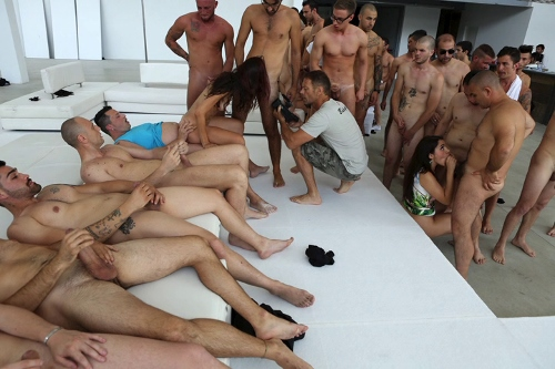 Head over heals female domination