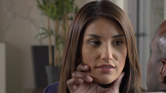 august ames first scene