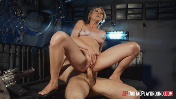 Lily labeau and xander corvus the neighbours 7