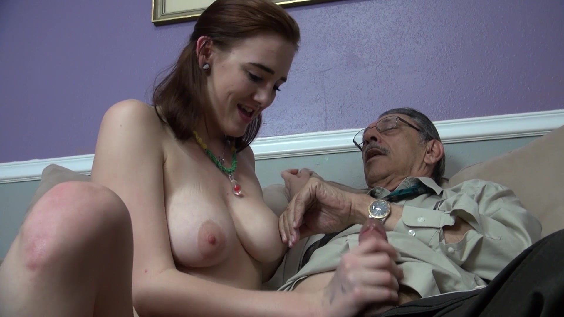 grandfather moans while fucking granddaughter porn