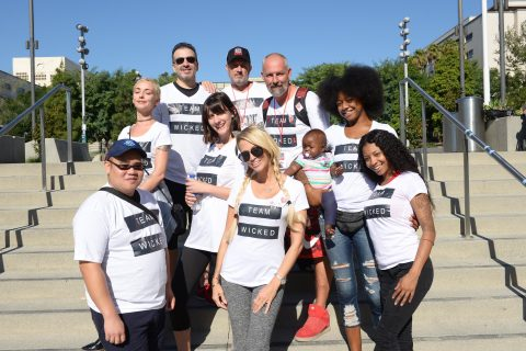 TEAM WICKED - Wicked Pictures - AIDS Walk L.A.
