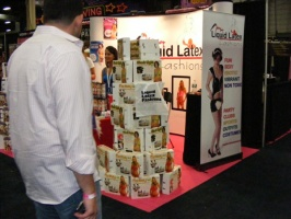 Latex Booth